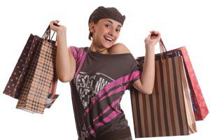 Ilustración de Consejos para disfrutar del entretenimiento y las compras sin gastar de más