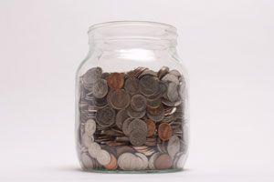 Ilustración de Consejos de ahorro para ganar dinero extra y lograr algún objetivo