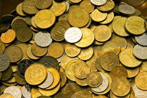 Ilustración de C&oacutemo ahorrar con s&oacutelo monedas