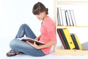 Ilustración de Fuentes de lectura para conocer sobre finanzas y ahorro