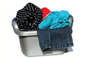 Ilustración de Pequeños ahorros a la hora de lavar las prendas