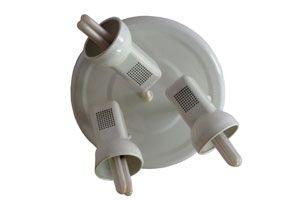 Ilustración de Guía para crear una lampara en el techo que no consume electricidad