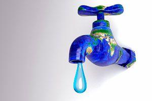 Ilustración de Consejos para el ahorro de agua en el hogar
