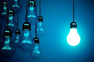 Ilustración de Cómo ahorrar cambiando tus hábitos en el uso de la luz
