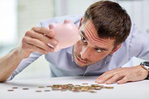 Ilustración de Idea para ganar dinero extra en momentos de crisis