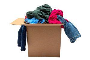 Ilustración de Ideas para reutilizar viejas prendas de ropa