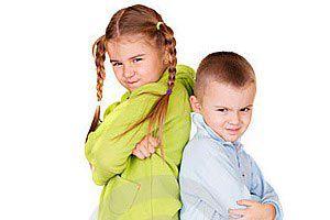 Ilustración de La actitud que los padres deben tomar ante los caprichos