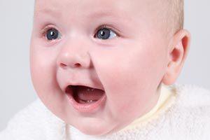 Ilustración de Cómo tratar a tu bebé ante la crisis de los 8 meses