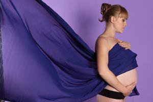 Ilustración de La relación entre la obesidad infantil con la alimentación durante el embarazo