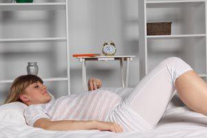 Ilustración de ¿Qué hacer si te diagnostican reposo durante el embarazo?