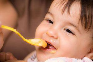 Ilustración de Algunas recetas para hacerle papillas diferentes a tu bebé