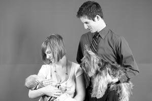 Ilustración de El primer bebé y los cambios que produce en la pareja: ¿cómo enfrentarlos?