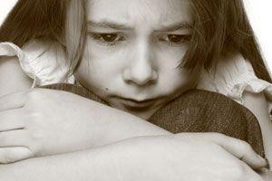 Ilustración de Miedos de los niños en sus diferentes edades