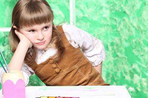 Ilustración de ¿Qué hacer si el niño no quiere ir a la escuela? ¿qué puede estar pasando?
