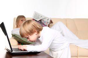Ilustración de Niños hiperactivos: ¿cómo convivir con ellos?
