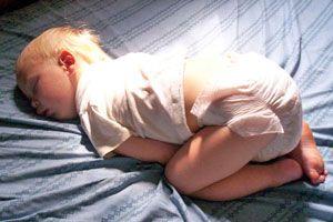 Ilustración de El hábito del sueño de los bebés: de los 3 a los 6 meses