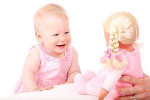 Ilustración de Tips para elegir el juguete apropiado para el bebé de hasta un año