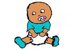 Ilustración de Exámenes neonatológicos y condiciones normales del recién nacido