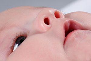 Ilustración de Consejos de higiene y cuidados en zonas sensibles del recién nacido