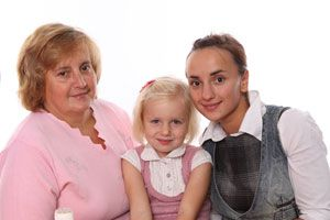 Ilustración de La sabiduría de las abuelas: un recurso para aprovechar, poniendo límites