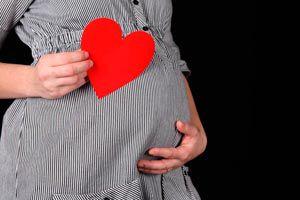 Ilustración de La ultima etapa del embarazo y el apetito sexual