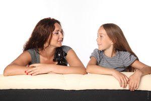 Ilustración de Consejos para entablar conversaciones difíciles con nuestros hijos