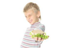 Ilustración de Tips para que tu hijo empiece a comer vegetales sin berrinches