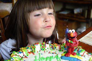 Ilustración de Buenas ideas para el souvenir de cumpleaños infantil