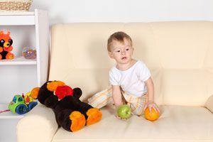 Ilustración de Cómo desarrolla el bebé la motricidad fina: de los 24 a 48 meses