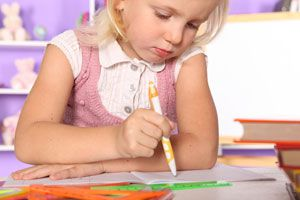 Ilustración de Consejos para enseñarles un nuevo idioma a los niños