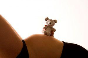 Ilustración de Cuáles son los cuidados luego de una cesárea