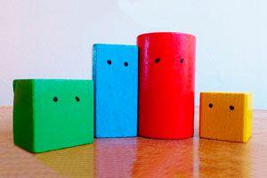 Ilustración de Ideas para hacer juguetes en casa junto a los niños