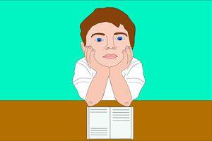 Ilustración de ¡No quiero ir a la escuela!: ¿Qué hacer en estos casos?