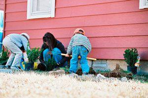 Ilustración de Cómo fomentar responsabilidades en los niños con pequeñas tareas