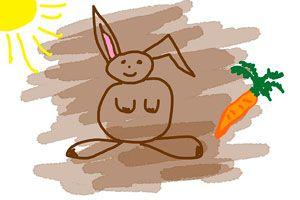 Ilustración de Carteles con mensajes mágicos para divertir a los niños