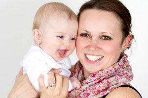 Ilustración de Lo que refleja el rostro de mamá y cómo embellecerlo