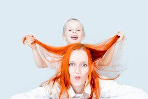 Ilustración de Consejos &uacutetiles para cuidar de tu belleza cuando eres mam&aacute