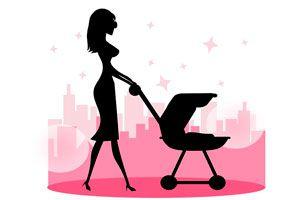 Ilustración de Consejos para vivir mas relajadas siendo mamá