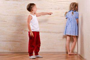 Ilustración de Cómo Corregir a un Niño que Miente