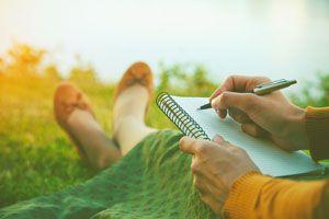 Ilustración de Cómo Escribir un Cuento Corto