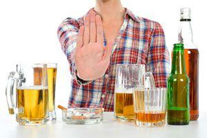 Ilustración de Beneficios de Dejar el Alcohol