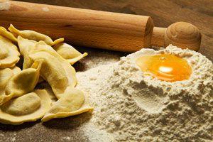 Ilustración de Cómo hacer Pasta Casera