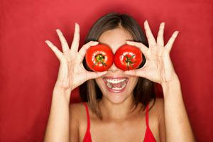 Ilustración de ¿Por Qué Salen los Ojos Rojos en las Fotos?