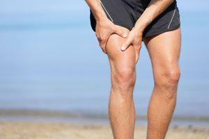 Ilustración de Remedio Casero para Músculos Cansados