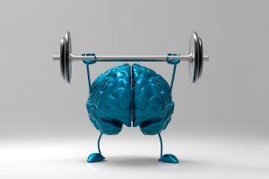 Ilustración de 10 Ejercicios para Entrenar al Cerebro