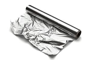 Ilustración de 50 Ideas para hacer con Papel de Aluminio