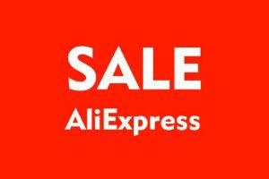 Ilustración de Web para encontrar Ofertas en Aliexpress