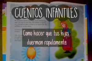 Ilustración de Cuentos infantiles: Como hacer que tus hijos se duerman r&aacutepido