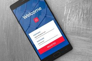 Ilustración de Tutorial para registrar y crear cuentas en diversas plataformas