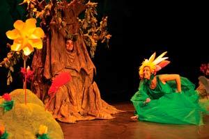 Ilustración de Consejos para elegir una obra corta de teatro infantil